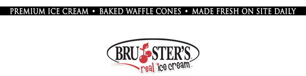 Premium Ice Cream - Baked Waffle Cones - Made Fresh On Site Daily